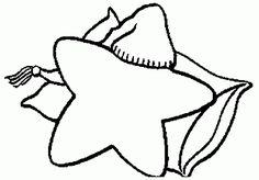 estrellas para colorear y imprimir