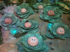 Cabbage Patch Hospital. Did anybody else get to visit this place? I did and had a cabbage baby named after me!