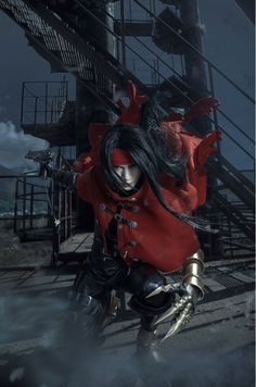 vincent valentine play arts kai review