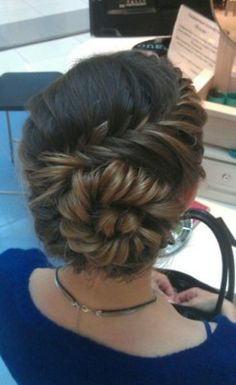 coolest braid/twist i've ever seen!