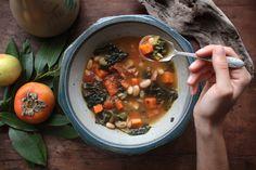 à la Alison: Tuscan Bean Soup