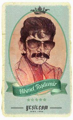 Hakan Arslan'dan hafızalarımıza kazınmış Yeşilçam'ın en kötü karakterleri.