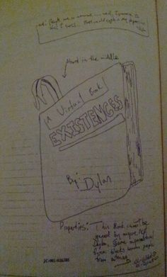 Klebold's journal.
