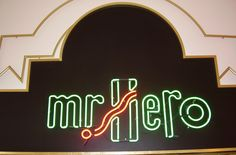 Mr. Hero Sign ~ Parmatown Mall ~ Parma, Ohio