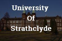 University of Strathclyde University Of Strathclyde, Glasgow
