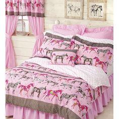 Darling Horse Bedroom Sets!