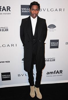 ASAP Rocky's Guide to Overcoats
