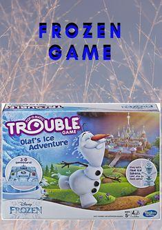 Frozen Game For Kids Activities Frozen Games For Kids, Disney Frozen, 3 D, Activities For Kids, Adventure, Toys, World, Activity Toys, Children Activities