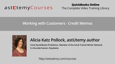 Working with Customers - Credit Memos https://schoolofbookkeeping.com/lesson/working-with-customers-credit-memos/?utm_campaign=coschedule&utm_source=pinterest&utm_medium=Eric&utm_content=Working%20with%20Customers%20-%20Credit%20Memos