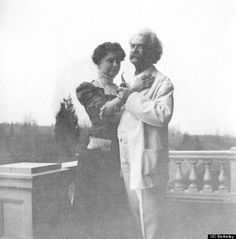 Mark Twain On His Dinner With Helen Keller (EXCERPT) with pictures