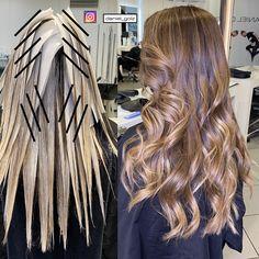 Mit dem Colorpaper Daniel Golz Daniel Golz, Balayage Technique, Hairdresser, Dreadlocks, Hair Styles, Beauty, Hair Plait Styles, Hair Makeup, Hairdos