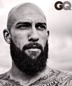 Tim-Howard-GQ-Bald-with-Beard-