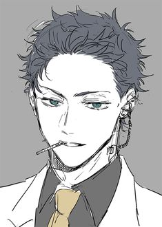 Discover recipes, home ideas, style inspiration and other ideas to try. Anime Drawings Sketches, Anime Sketch, Haikyuu Fanart, Haikyuu Anime, M Anime, Anime Art, Arte Indie, Handsome Anime Guys, Cute Anime Boy