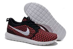 official photos 80497 b565f Buy Nike Roshe Run Flyknit Mens Red Black Shoes For Sale from Reliable Nike  Roshe Run Flyknit Mens Red Black Shoes For Sale suppliers.
