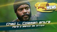 Arrow - Chad L. Coleman entra para o elenco como Tobias Church