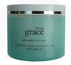 Philosophy Hot Salt Body Scrub 6 oz. (Living Grace) >>> To view further for this item, visit the image link. We are a participant in the Amazon Services LLC Associates Program, an affiliate advertising program designed to provide a means for us to earn fees by linking to Amazon.com and affiliated sites.