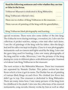 literature- grade 4-Nepal special-My visit to Hanuman Dhoka Palace Museum (3)