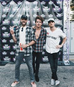 The Chainsmokers and Charlie Puth