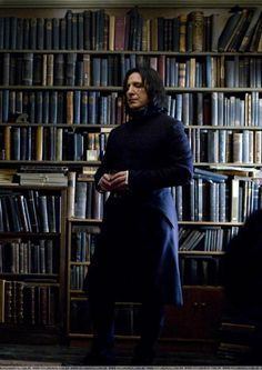 Snape's Books at Spinner's End - Harry Potter and the Half-Blood Prince