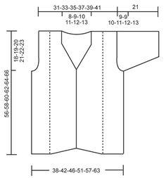 "Back To Me - DROPS jakke med Rib i ""Alpaca"". - Free pattern by DROPS Design"