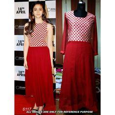 Alia-Bhatt-Red-Bollywood-Replica-Designer-Suit