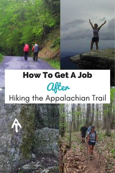 Learn how to list the Appalachian Trail on your resume, and turn your hike into an asset in your job search - instead of just a huge gap of unemployment - and find a job you love Thru Hiking, Go Hiking, Hiking Tips, Hiking Gear, Hiking Places, Mountain Hiking, Trekking, Backpacking Trails, Ultralight Backpacking