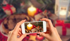 El 80% de los españoles compartirá sus fotografías navideñas en las redes sociales | Marketing Directo  ||  Según datos de la aplicación Friendz, para ganar dinero a través de las redes sociales, un 80% de los españoles compartirá las instantáneas de sus celebraciones navideñas en las redes sociales. https://www.marketingdirecto.com/digital-general/social-media-marketing/fotografias-navidad-redes-sociales?utm_campaign=crowdfire&utm_content=crowdfire&utm_medium=social&utm_source=pinterest