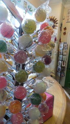 Delicious lollypop's...