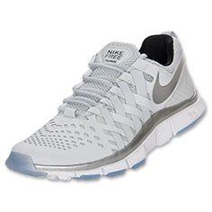 Nike Free Trainer 5.0 Cross Training Shoes   FinishLine.com   Pure  Platinum/Ice