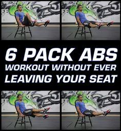 Ab Workouts That trims fat – Helpful inspirations to develop that six pack.Inten… Ab Workouts That trims fat – Helpful inspirations to develop that six pack. Total Ab Workout, 6 Pack Abs Workout, Abs Workout Routines, Total Abs, Effective Ab Workouts, Lower Ab Workouts, Core Workouts, Chair Exercises For Abs, Ab Exercises