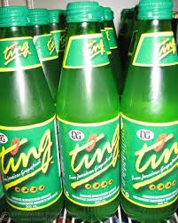 Ting is the ultimate thirst-quencher. Lightly carbonated, natural citrus refreshment. Made from real Jamaican grapefruit with no preservatives. Ting- it's a little island sunshine in a bottle Enjoy a