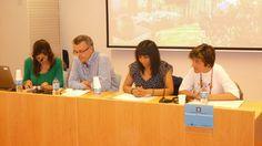 Rosa Mena, Pep Gómez Arbona, Ale Oseguera y Bettina Ruiz Spohr