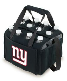 Love this New York Giants 12-Pack Cooler Tote on #zulily! #zulilyfinds