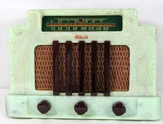 Addison 5 Catalin Radio
