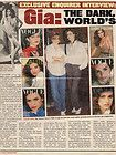 RARE GIA CARANGI NATIONAL ENQUIRER Clippings desperate days of Supermodel! 52713 - 52713, CARANGI, clippings, DAYS, desperate, ENQUIRER, NATIONAL, Rare, Supermodel