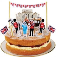 Royal Family cake toppers, for the Jubilee. I want this sooooooooo bad! Party Cakes, Party Favors, Fun Cakes, Crown Nails, Candy For Sale, British Party, British Cake, Family Cake, Queen Birthday