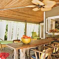 Key West Style Interiors and Homes