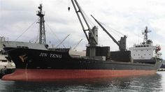 North Korean cargo ship Jin Teng (file photo)   The United Nations has reportedly lifted sanctions on four container ships previously ...