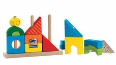 """Wooden toys for """"Wish Flover"""" by Max Flint"""