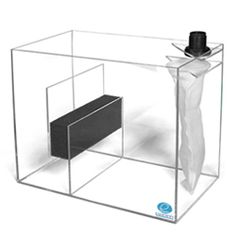 The Reef Sump is designed with the unique requirements of saltwater and reef aquariums in mind. Each large capacity sump includes a cover, square foam, 1 in. bulkhead, 3 ft. of 1 in. flex hose, and a 300 micron bag for excellent prefiltration. Plenty of sump space makes adding a protein skimmer or other aquarium accessory simple and easy, while the extra water capacity helps keep your main tank stable. Click here for directions on how to install your sump/filter system.
