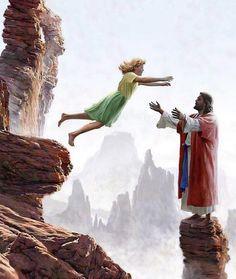 Jesus Our Savior, Jesus Art, Jesus Is Lord, Christian Images, Christian Art, Jesus Background, Bible Words Images, Jesus Cartoon, Heaven Art