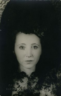 Anais Nin is a universal woman... Completely her own.  I adore her brilliance and clever perspective on life.