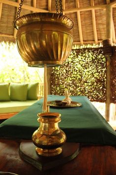 Traditional Ayurveda – a unique healing experience. Six Senses Spa at Six Senses Laamu offers its guests a traditional Ayurvedic experiences to relax the mind and stimulate intuition. Six Senses Laamu, Maldives, http://www.sixsenses.com/resorts/laamu/spa