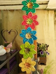 Coffee Pods, Recycled Art, Doors, Diy, Upcycling, Xmas, Paper Flowers, Good Ideas, Necklaces