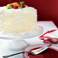 Make the filling and frosting up to 2 days ahead. Then, build the cake, and chill up to 24 hours.