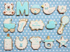 biscotti frolla per battesimo bimbo Biscotti, Baby Shower, Cookies, Wedding, Anna, Party, Babyshower, Crack Crackers, Valentines Day Weddings