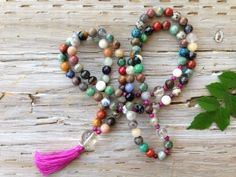 The Meaning of Malas More than just beautiful adornment, malas are powerful and symbolic tools for meditation.