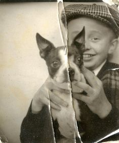 Photobooth Boston and boy