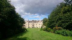 Yorkshire sky at Nunnington Hall #beautyofyorkshire