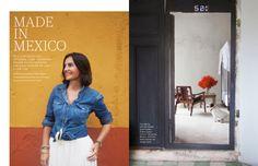 June 2013 - Lonny Magazine - Made in Mexico, Ariane Dutzi
